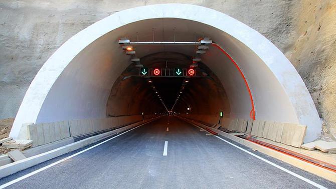 Hedef 7 yılda 175 tünel