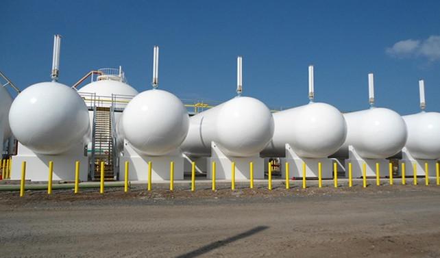 LPG ithalatı yüzde 14,8 azaldı