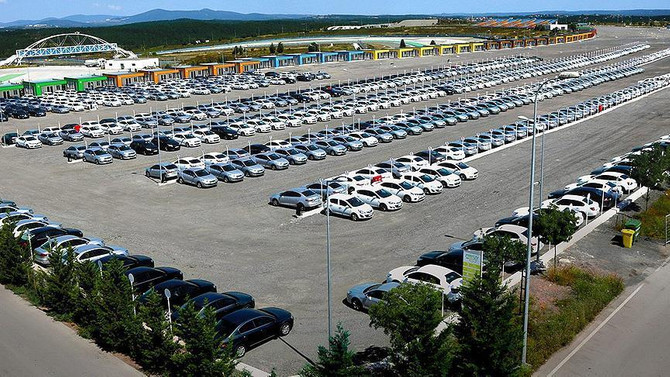 Avrupa'da otomobil satışları yüzde 6,9 arttı