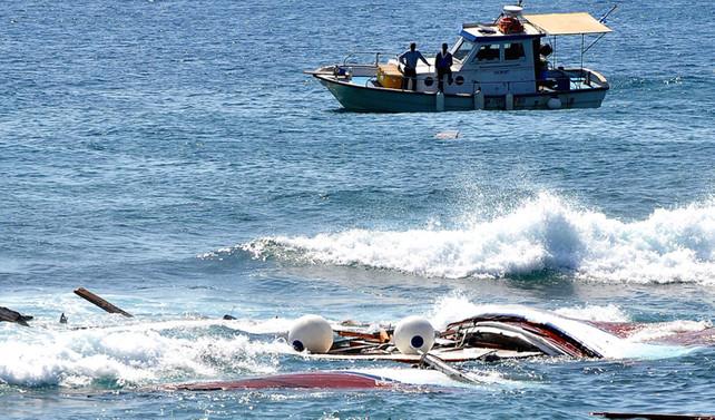 Didim'de tekne faciası: 6 ölü, 3 kayıp