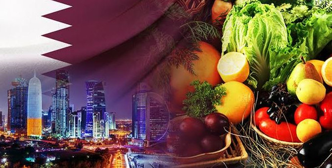 Taze sebze ve meyvelerimiz Katar'a gidecek
