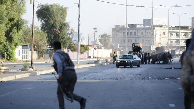 PKK'lı teröristler polise ateş açtı