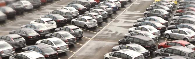 Hafif araç pazarı Ekim'de yüzde 29 arttı