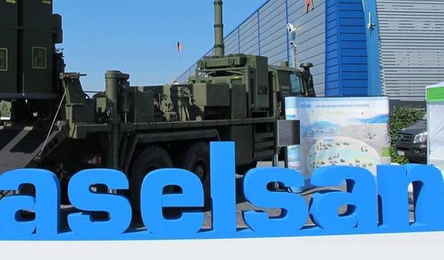 ASELSAN ile Kazakistan ordusu arasında sözleşme