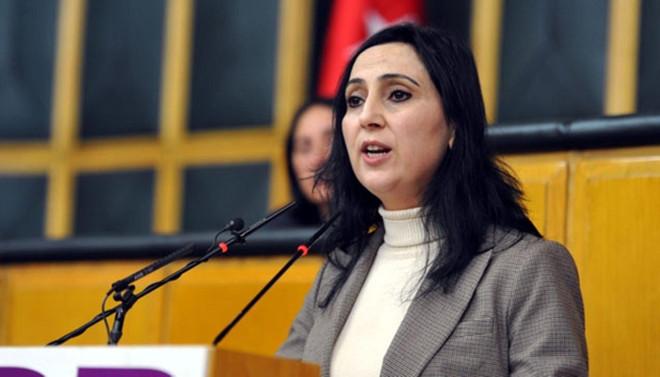 Yüksekdağ'ın hapis cezasına onama