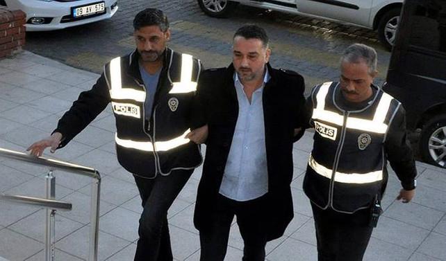 Tezcan'ı yaralayan kişi tutuklandı