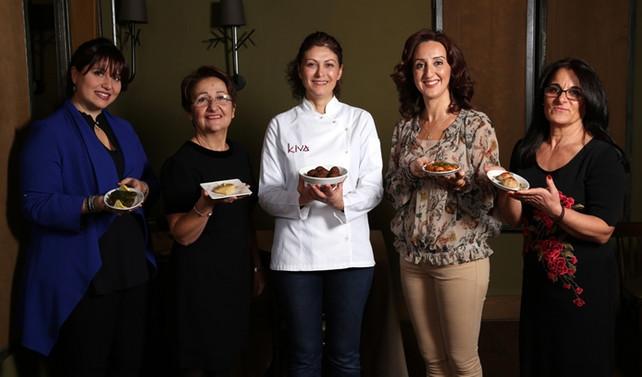 İstanbul'un zengin mutfak kültürü, Kiva'da buluştu