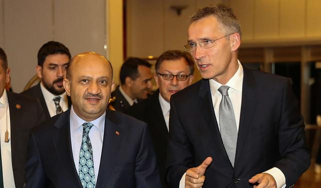 Işık, NATO Genel Sekreteri ile görüştü