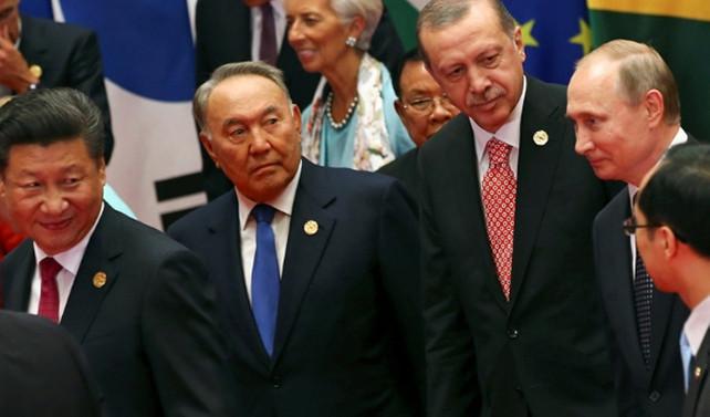 Erdoğan'ın Şanghay talebine Rusya ve Çin'den yanıt