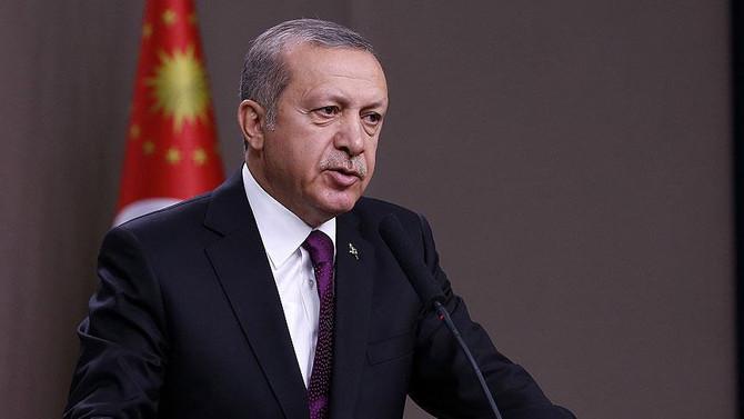 Erdoğan'dan 'Cinsel istismar önergesi'ne ilk açıklama