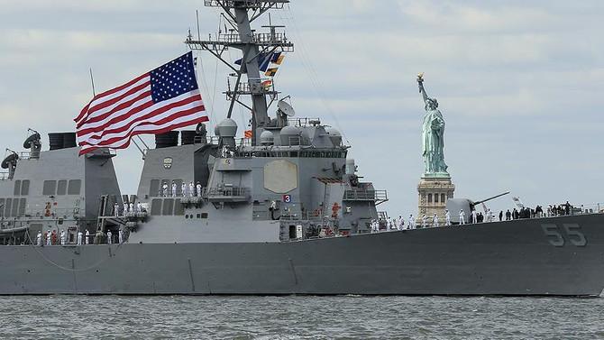 ABD Deniz Kuvvetleri personelinin kimlik bilgileri çalındı