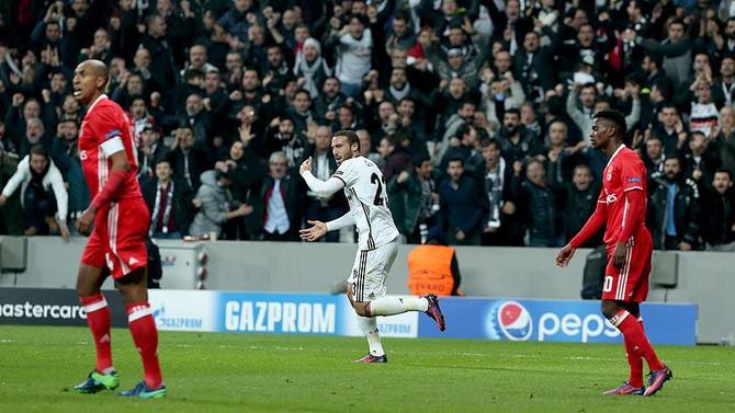 Beşiktaş-Benfica maçı Portekiz basınında