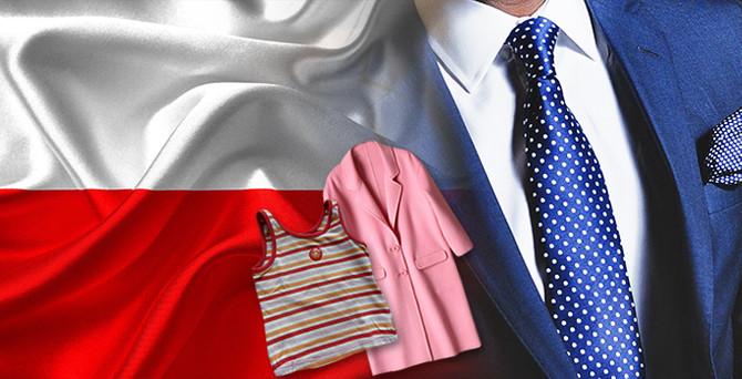 Polonya e-ticaret pazarı için Türk malı hazır giyimi alacak