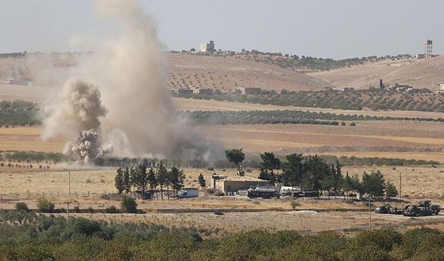 Dünya basını Suriye'deki saldırıyı böyle duyurdu