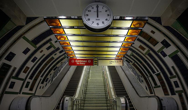 Üsküdar-Ümraniye-Çekmeköy Metrosu'nda sona doğru
