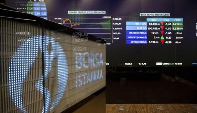 Borsada kayıp yüzde 1'i geçti