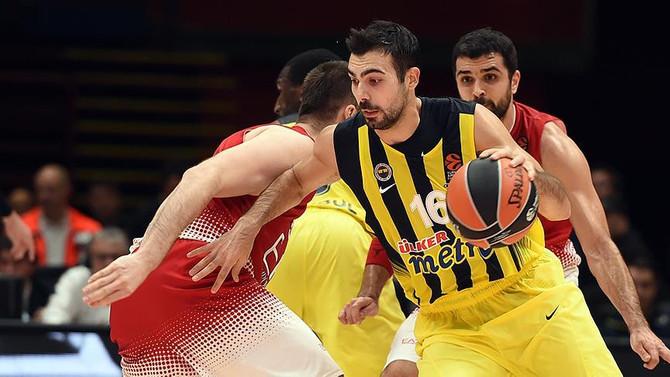 Fenerbahçe İtalya deplasmanında galip