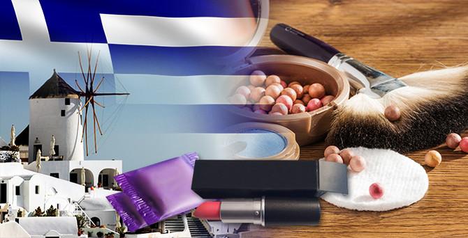 Yunan kozmetik üreticisi Türkiye'den ambalaj malzemesi alacak