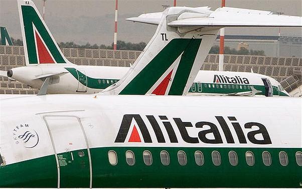 Alitalia 2 bin kişiyi işten çıkarabilir