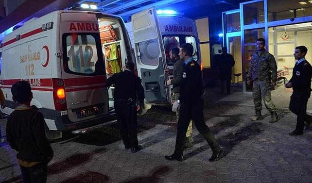 Fırat Kalkanı Harekatı'nda 5 asker daha yaralandı