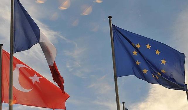 Fransa'dan 'Türkiye-AB ilişkileri' açıklaması