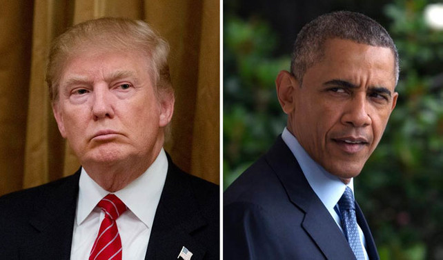 Obama ve Trump'tan Castro mesajı