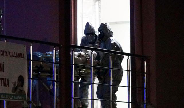 DEAŞ'ın saldırısında kimyasal şüphesi