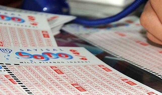 Sayısal Loto'da iki kişi 3 milyon lira kazandı
