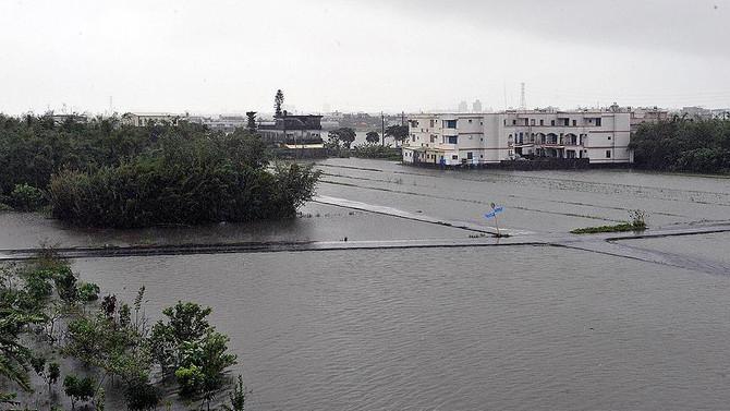 Çin'de Tokage tayfunu alarmı