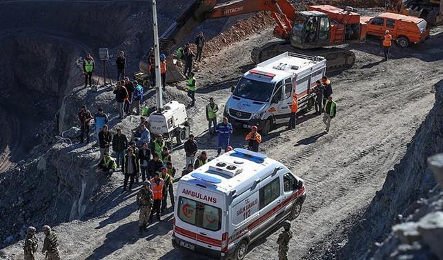 Şirvan'da bir işçinin daha cenazesi çıkarıldı