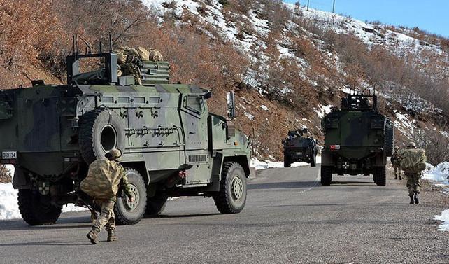 Tunceli ve Hakkari'de 5 terörist etkisiz hale getirildi