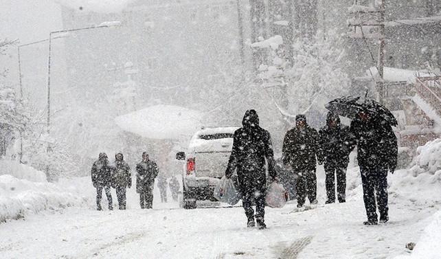Trakya'da salı günü kar bekleniyor