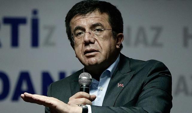 Ekonomi Bakanı Zeybekci'den dolar değerlendirmesi