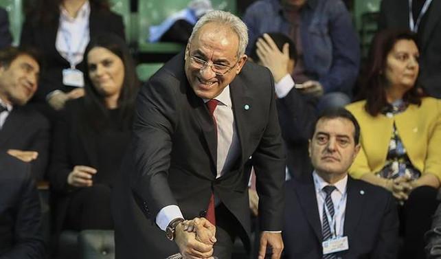 DSP'de Önder Aksakal yeniden genel başkan