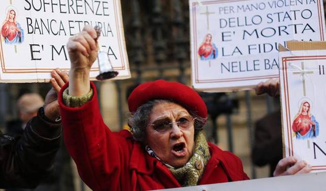 Yeni krizin fitilini İtalya ateşleyebilir