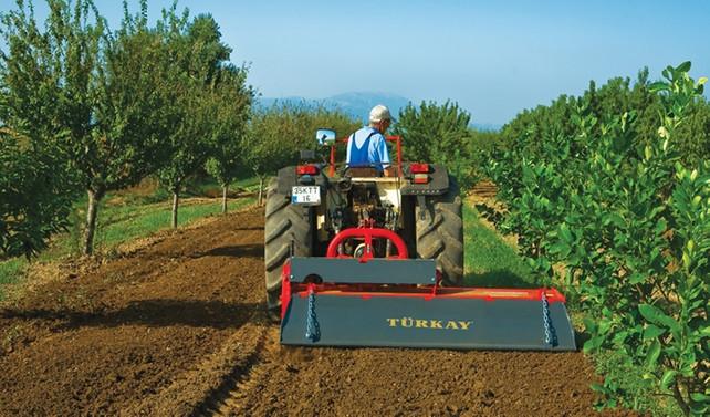 Türkay, tarımda insansız makine dönemine geçiyor
