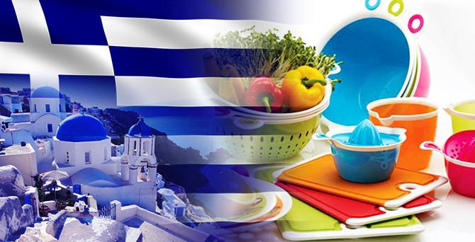 Yunanistanlı ithalatçı Türk malı plastik ev gereçleri ithal edecek