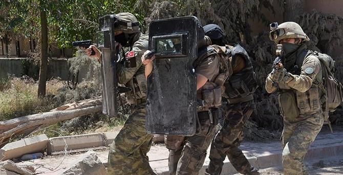 Nusaybin'de 5 terörist etkisiz hale getirildi