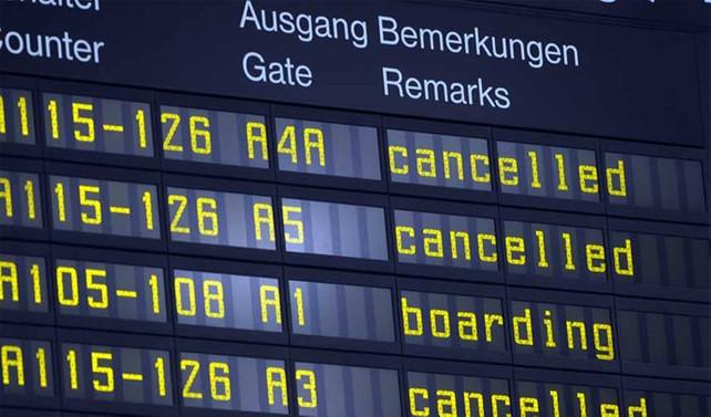Lufthansa pilotları grevde; 800 uçuş iptal edildi