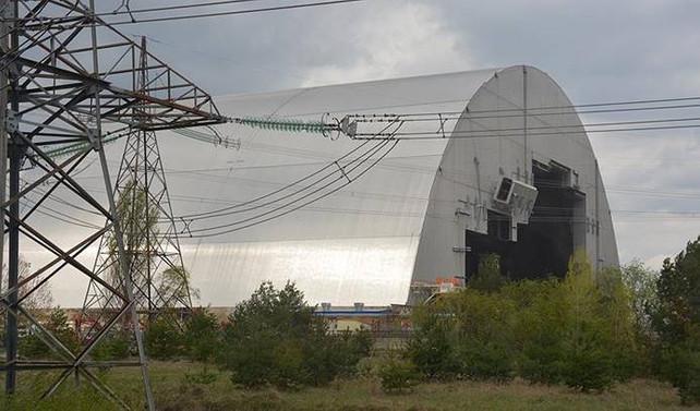 Çernobil Nükleer Santrali'nin 4. reaktörü izole edildi