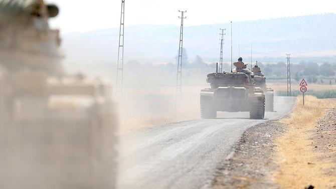 TSK: El Bab'da 2 Türk askeriyle irtibat kesildi