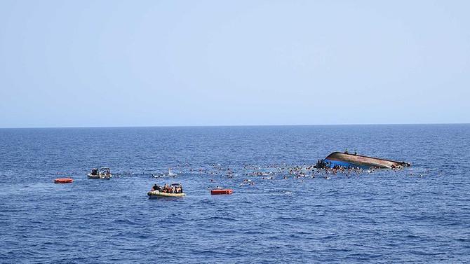 Akdeniz'de yine bir facia: 239 ölü