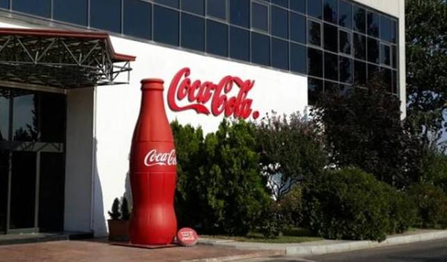 Coca-Cola İçecek'in geliri 5,7 milyar lira