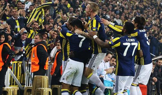 Fenerbahçe'den evinde muhteşem zafer!