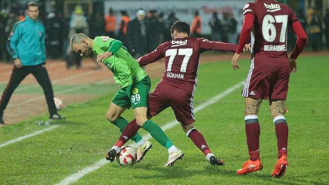 Beşiktaş'ı Kerim Frei taşıdı