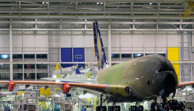 Airbus, bürokrasiyi azaltmak için işçi çıkarıyor