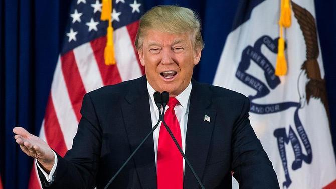 Trump, 'işçi dostu' anlaşmayı imzaladı