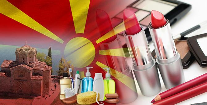 Makedonya firması Türkiye'den kozmetik ürünler ithal edecek