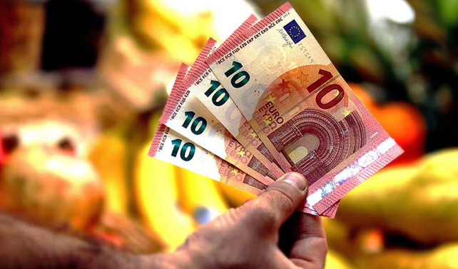 Euro Bölgesi'nde enflasyon kasımda arttı