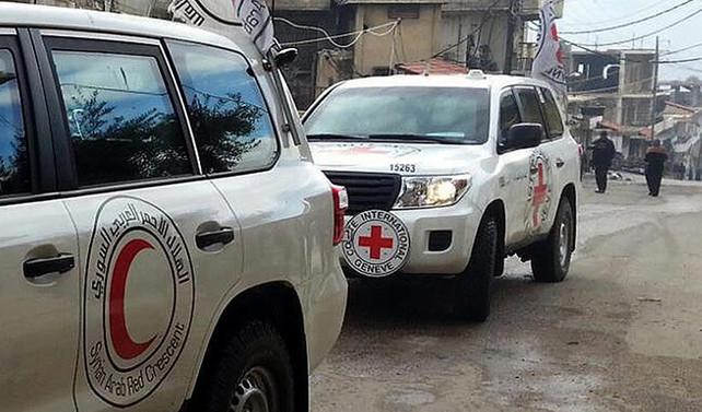 'BM yardımının çoğu isyancılara gidiyor'